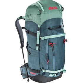 EVOC Patrol Backpack 55l heather slate/olive